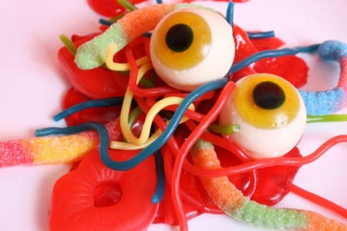 Gross and Weird Candy