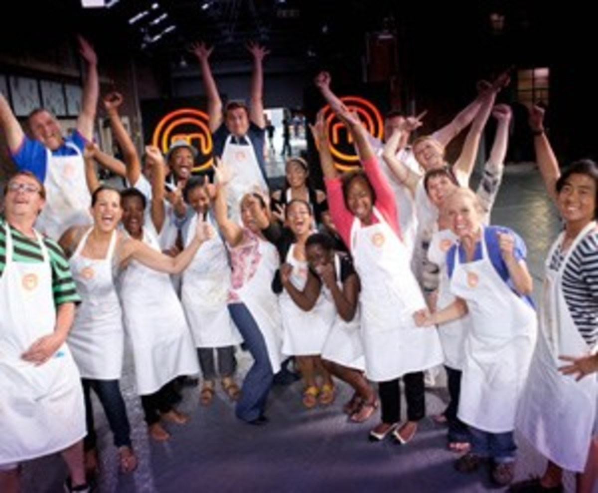 MasterChef SA contestants
