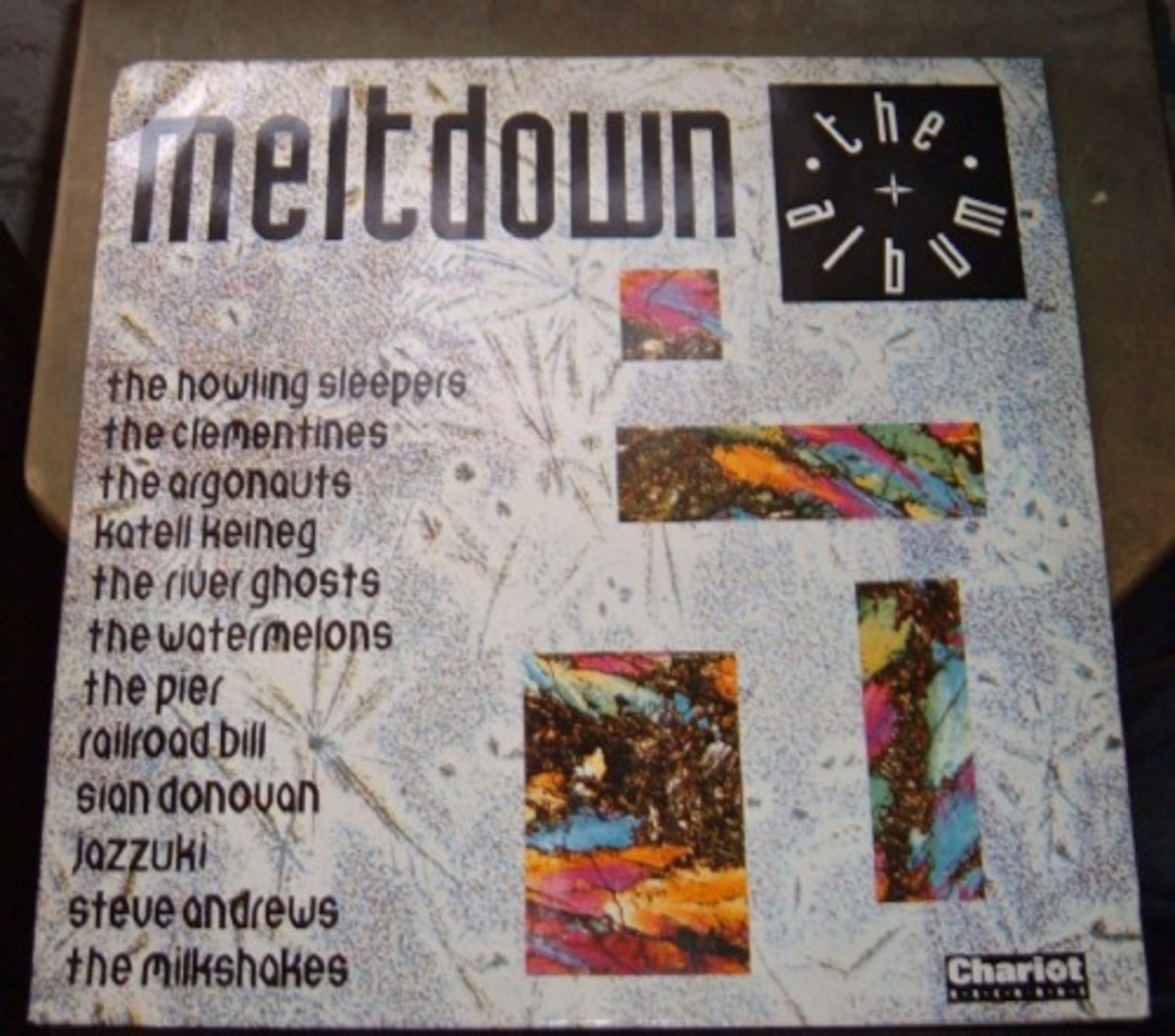 Meltdown the Album on Chariot Records