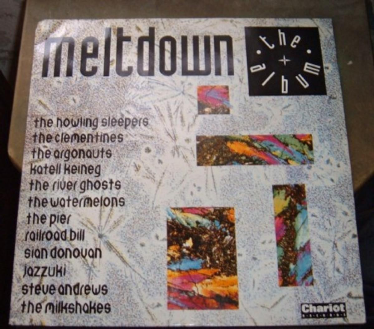 Meltdown the Album on Chariot Records