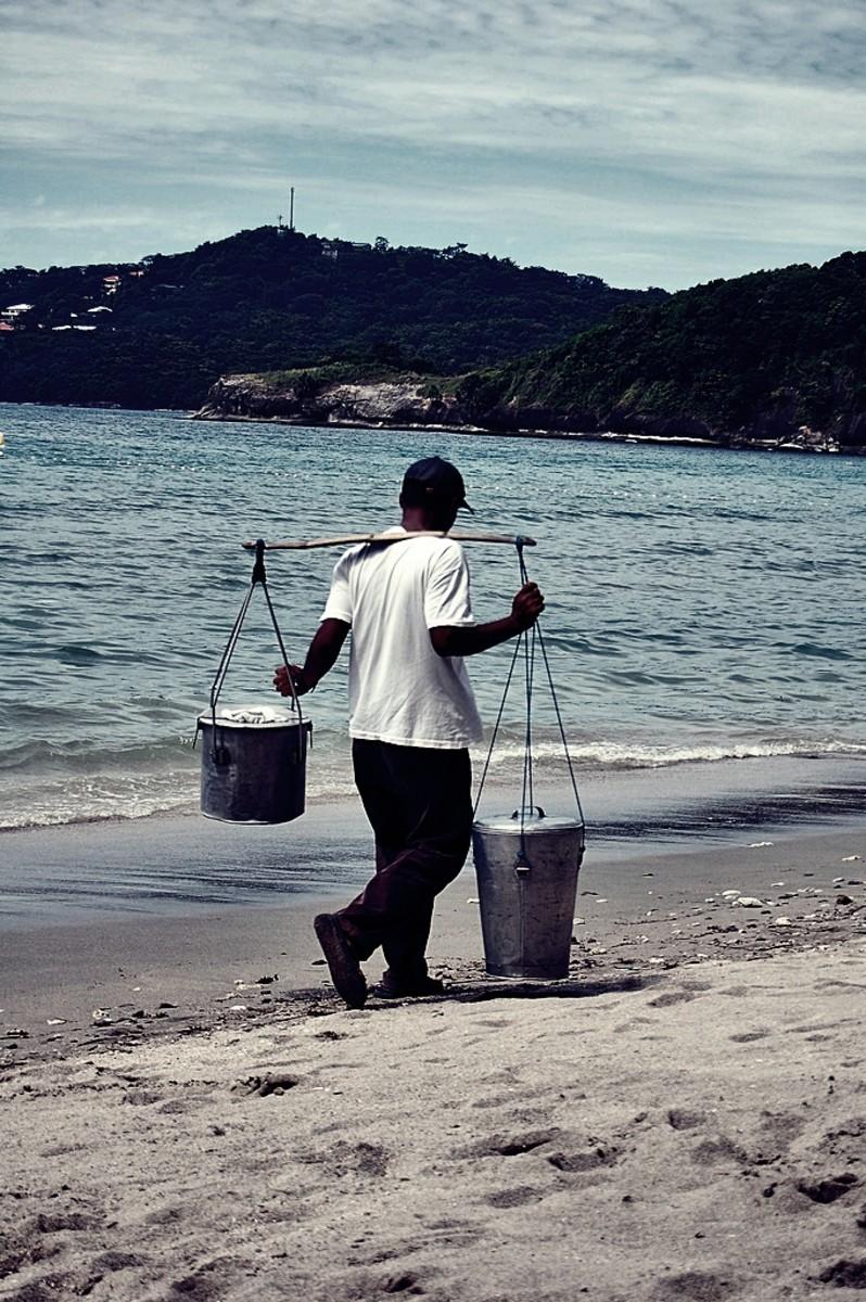 Taho Vendor