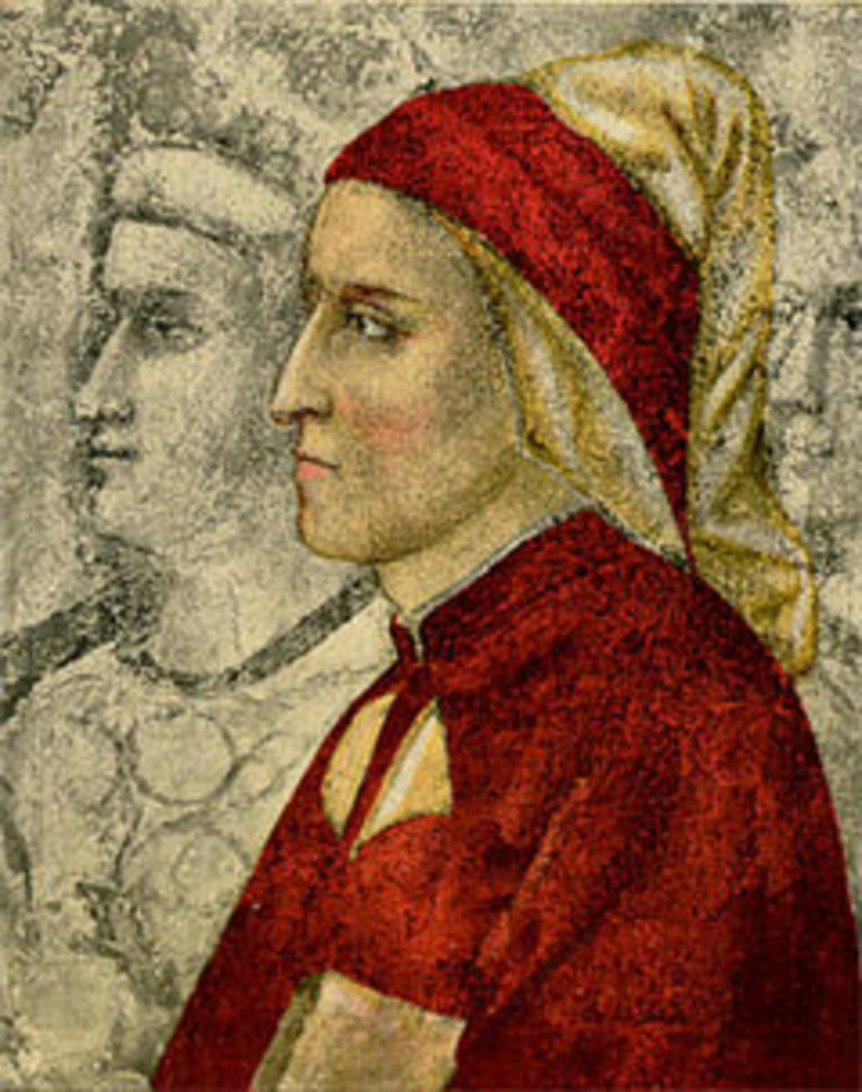 Dante Alighieri and The Divine Comedy