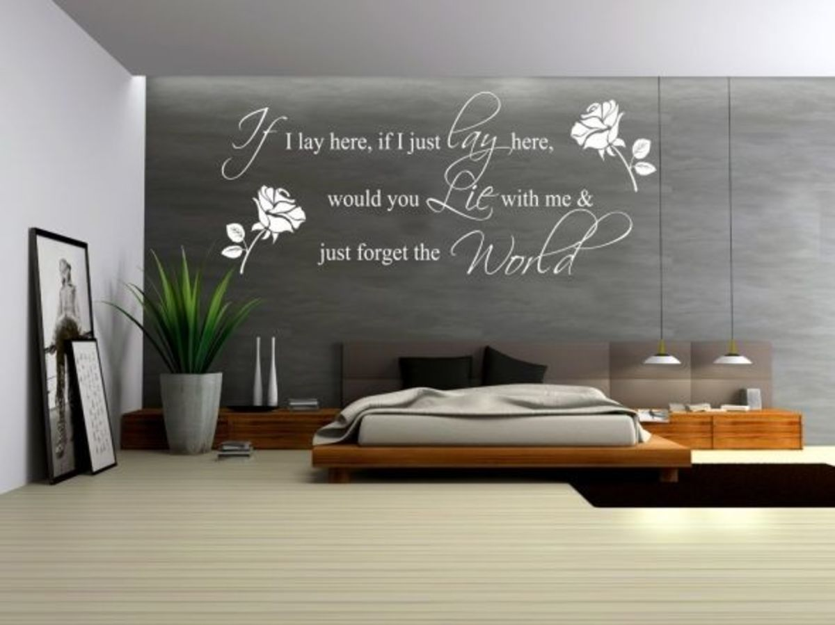 Love Quotes for Bedrooms