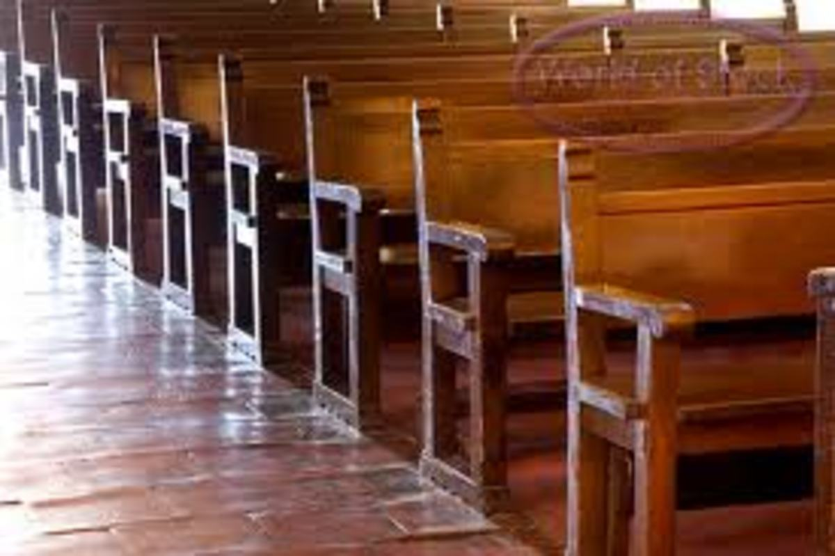 Many beloved country chapels no longer exist, due to the changes in demographics and the lure of the city.