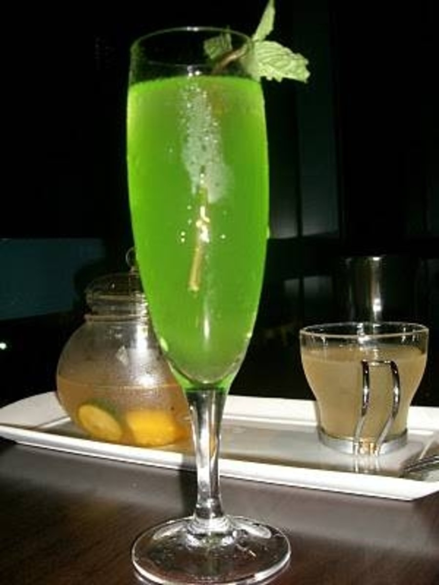 Green Mocktail