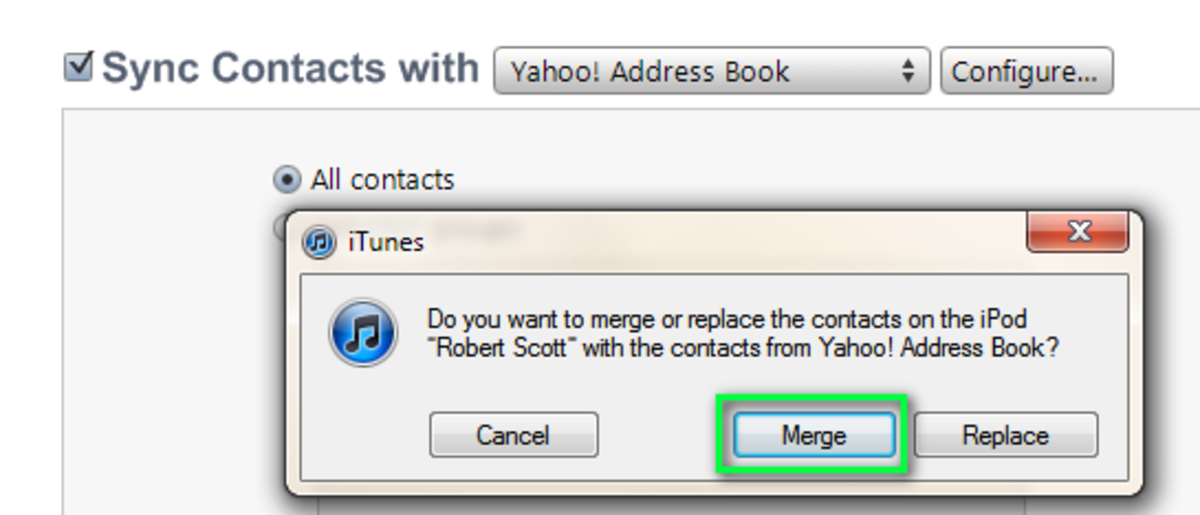 merge contacts iphone backup iphone contacts hubpages 2621