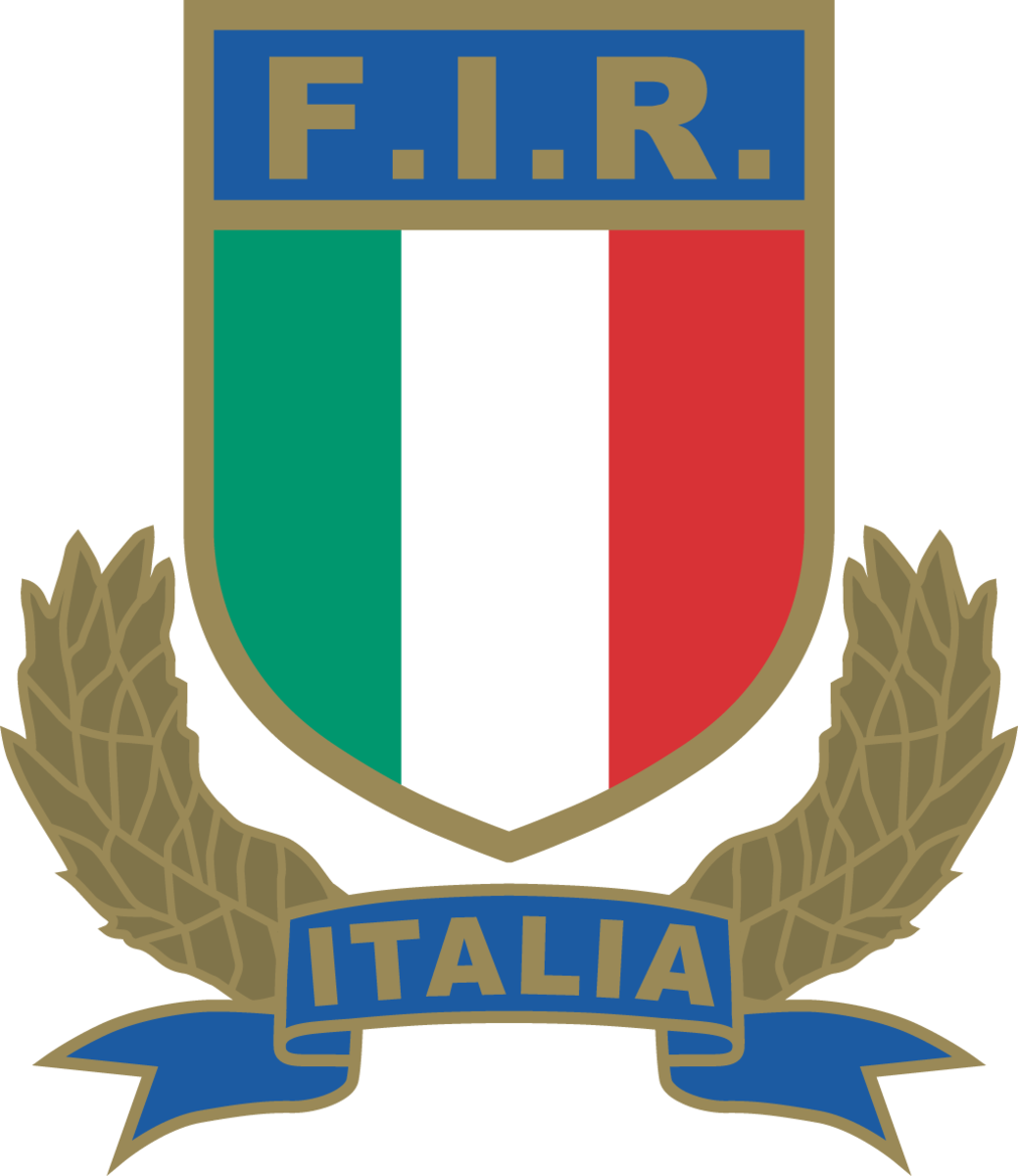 The Italian Rugby Emblem