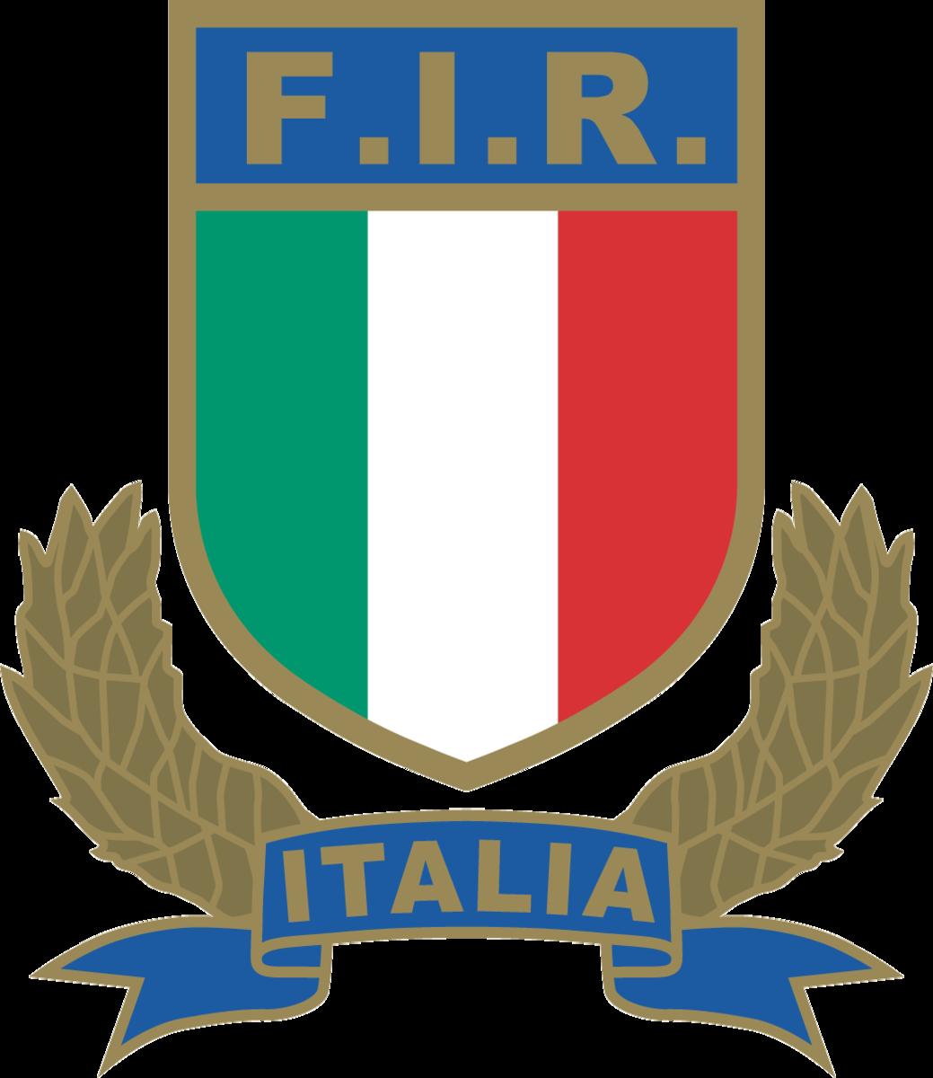 The Italian Rugby Emblem