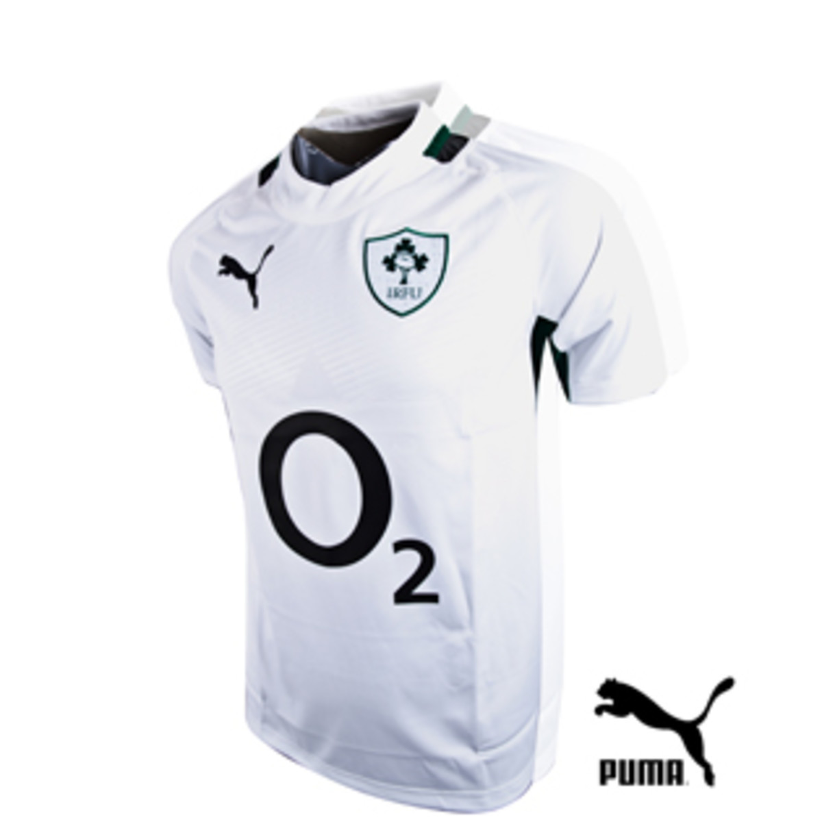Ireland's away kit for 2012