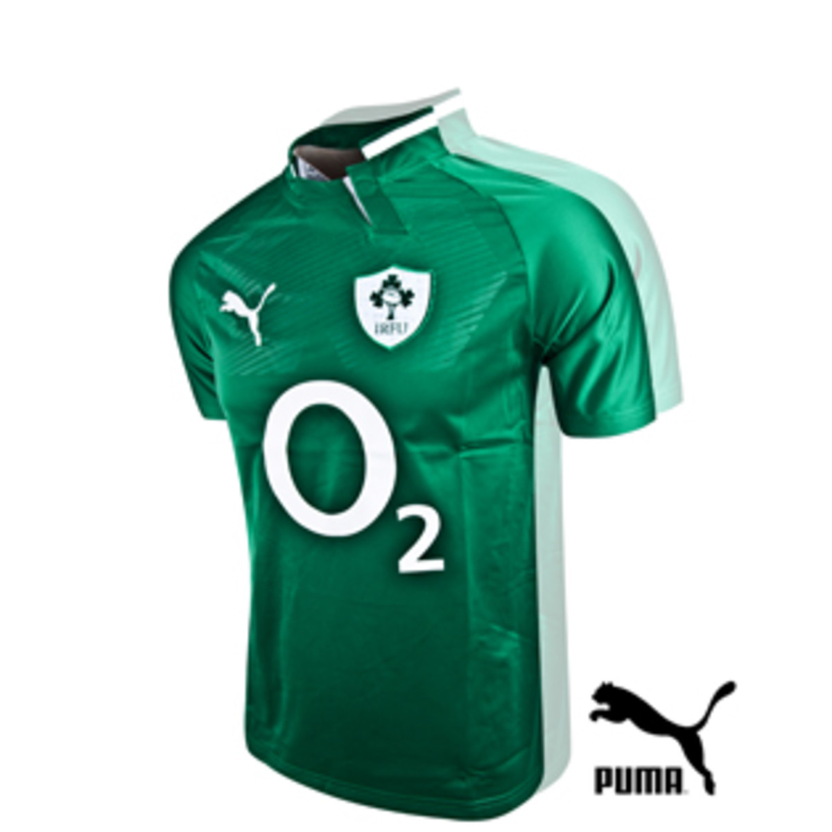 Ireland's home kit for 2012