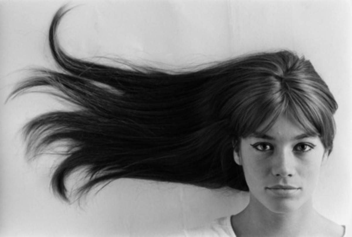 Françoise Hardy photographed by Jean-Marie Périer