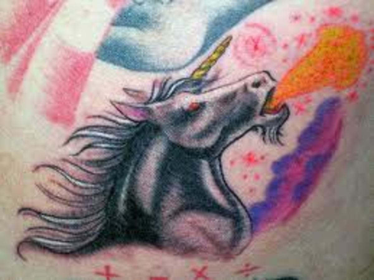 unicorn-tattoos-and-meanings