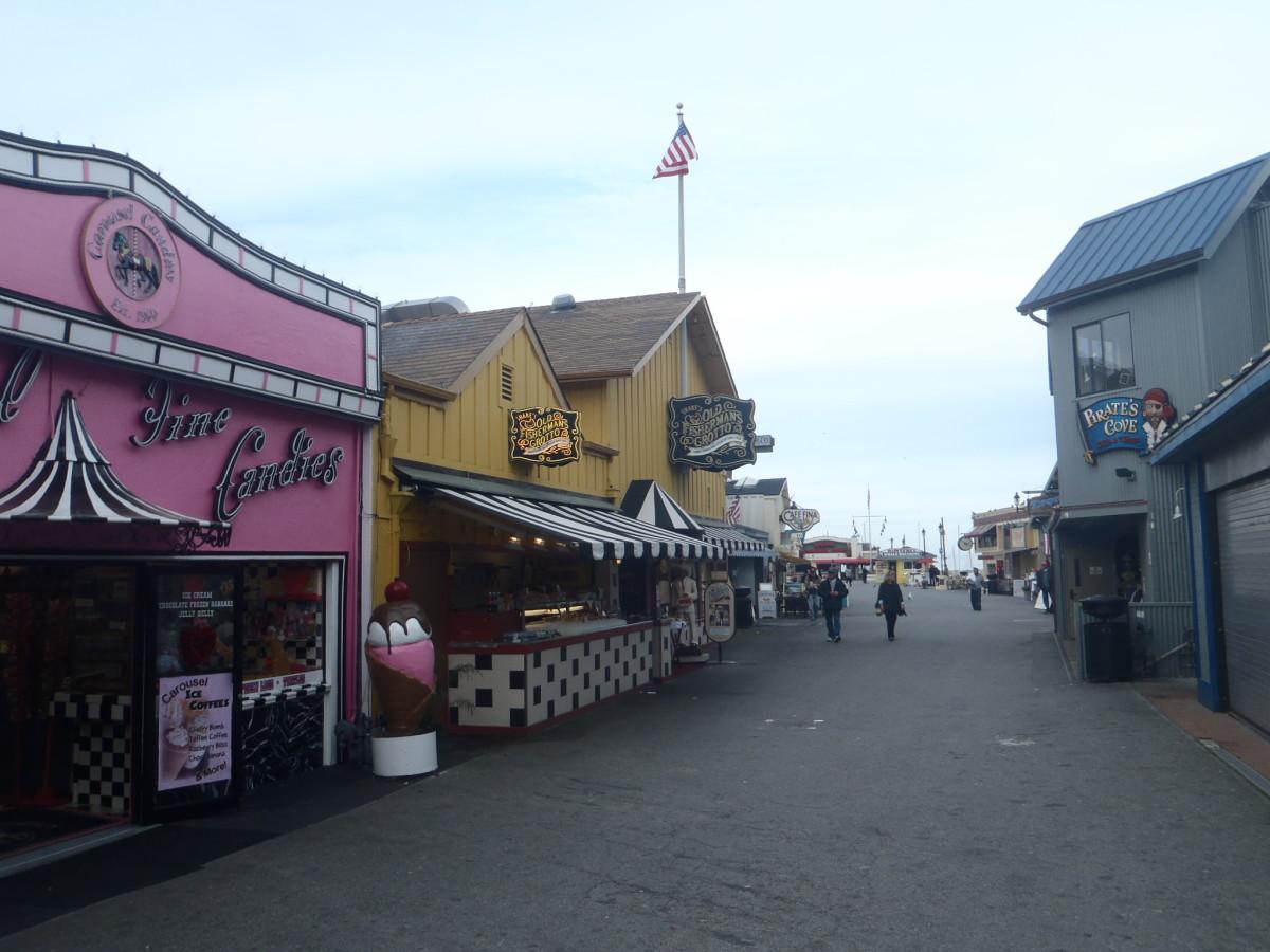 Fisherman's Wharf.