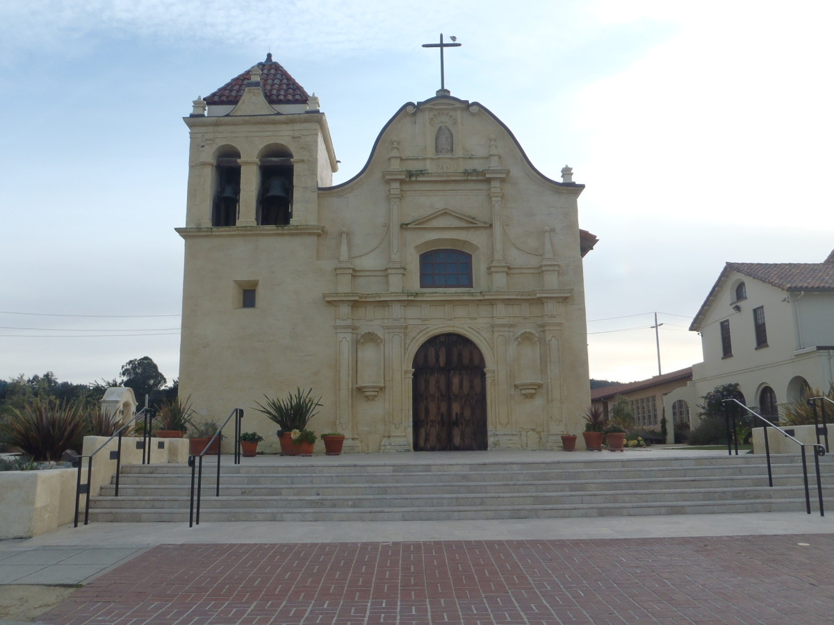 Royal Presidio Chapel.