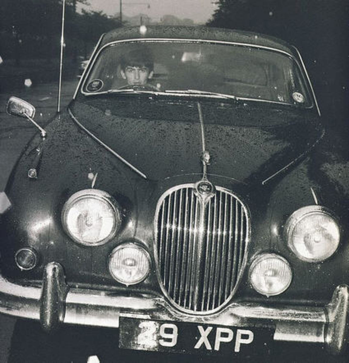 Harrison's 64 Jaguar