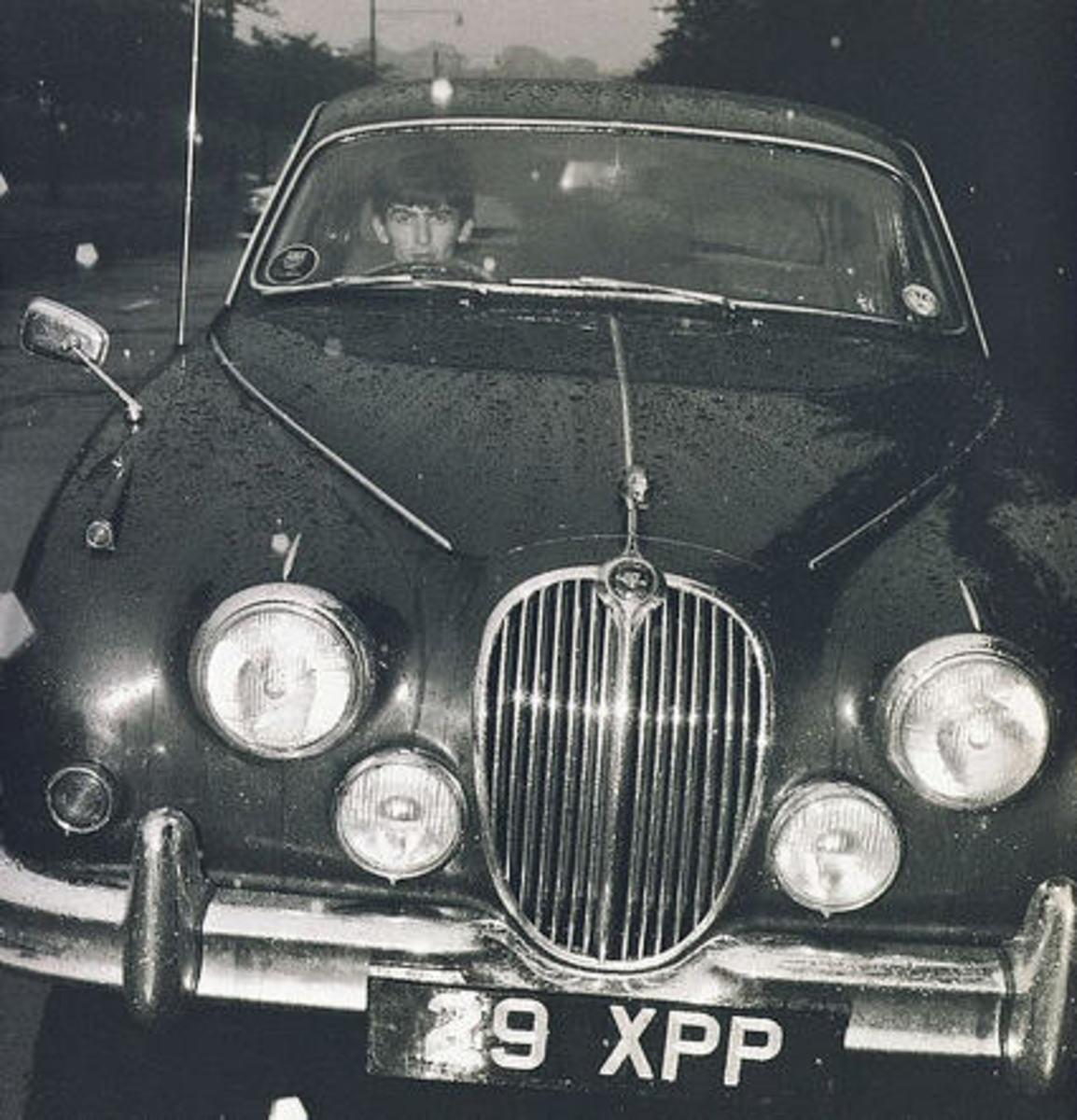 Harrison's 64 Jaguar