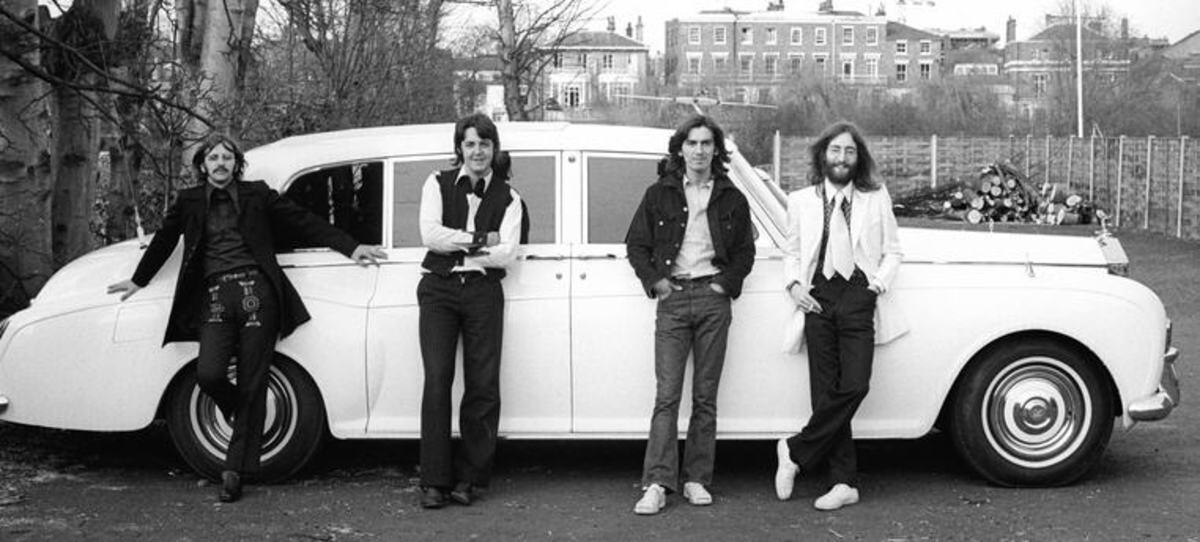 John's Rolls Royce