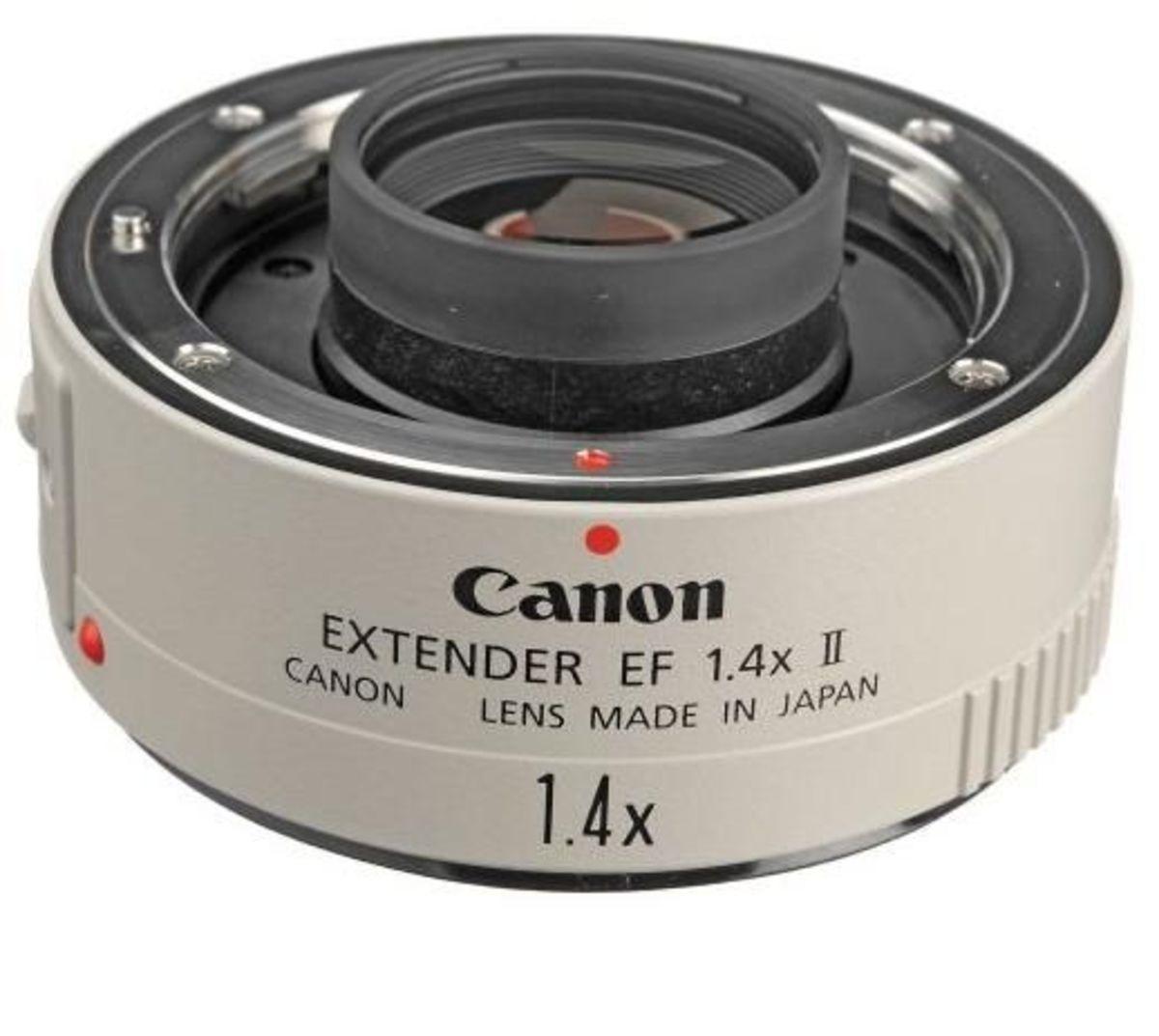 canon eos 7d extender
