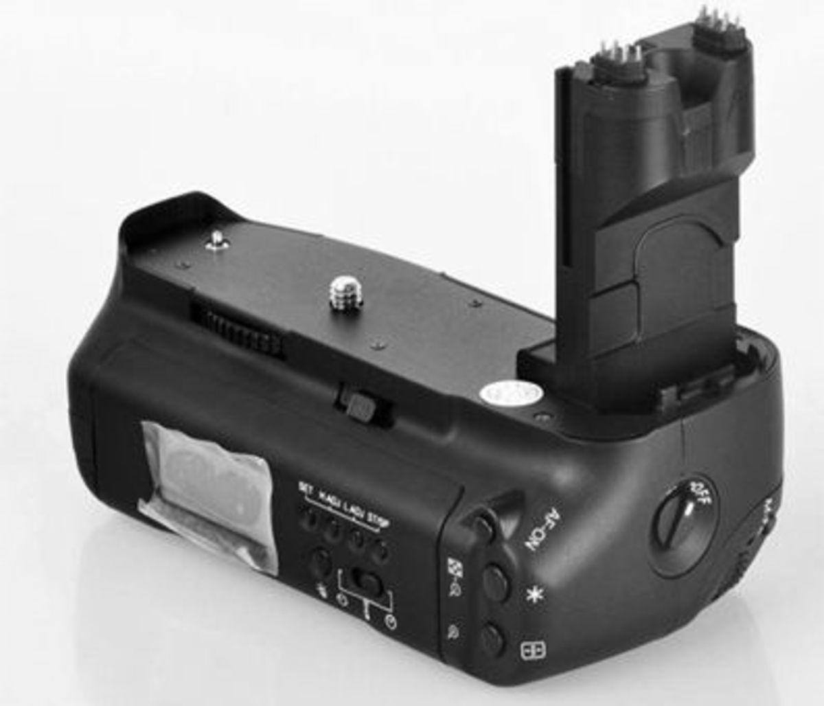 canon eos 7d battery grip
