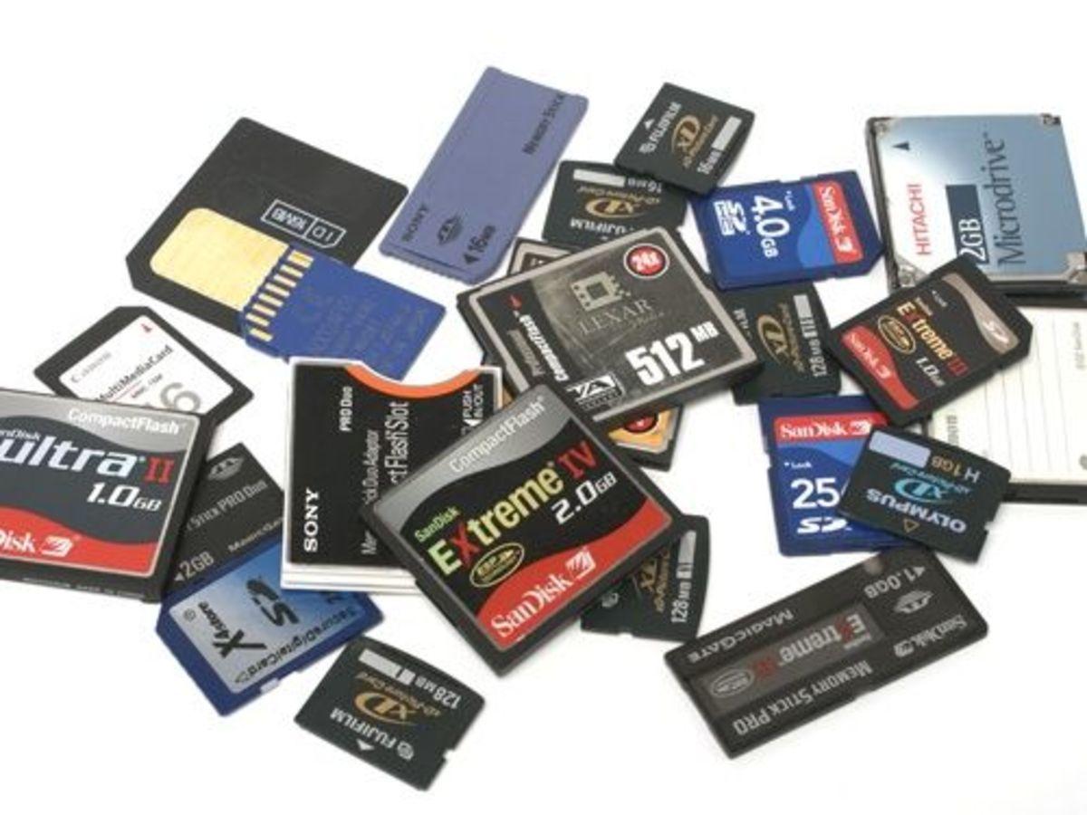 canon eos 7d memory cards