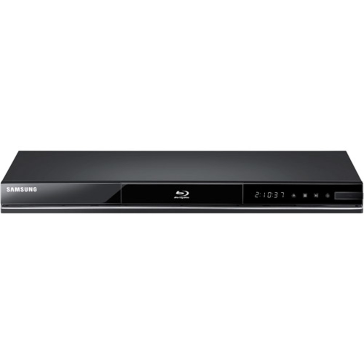 The Samsung BD-D5100 Blu-ray player supports DivX, AVI, WMV, MPEG-2 and a variety of other video formats.