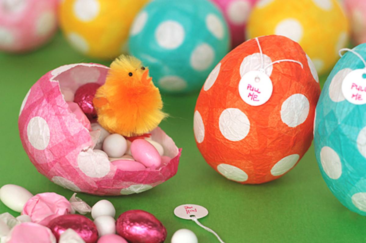 Easter Crafts for Kids: Easy Ideas for Homemade Projects