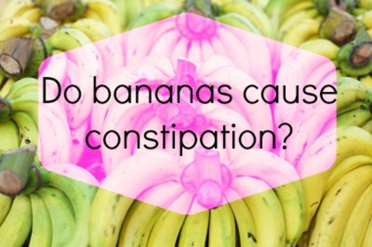Do Bananas Cause Constipation?