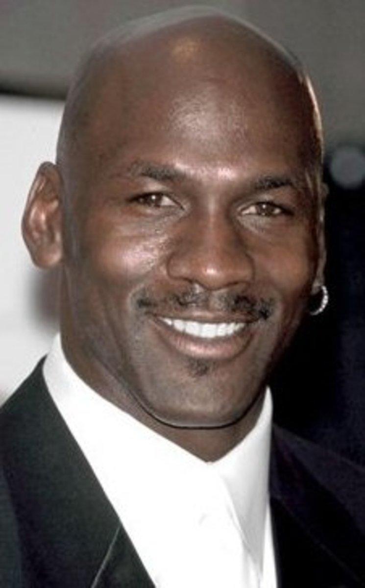Michael Jordan King of the Basketball Court NBA
