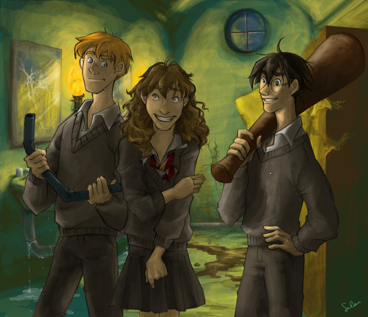Awesome Harry Potter Fan Art