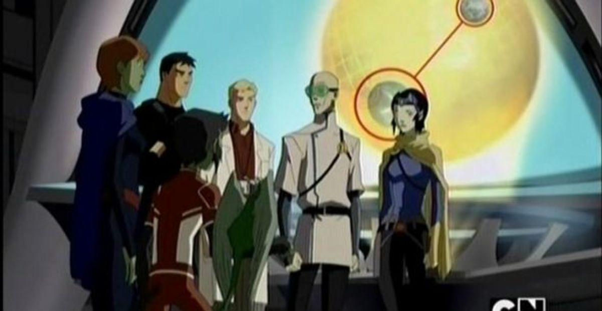 Young Justice Invasion-Earthlings