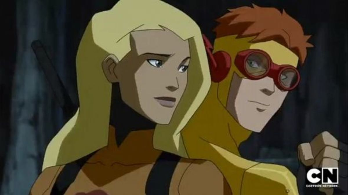 Young Justice-Summit