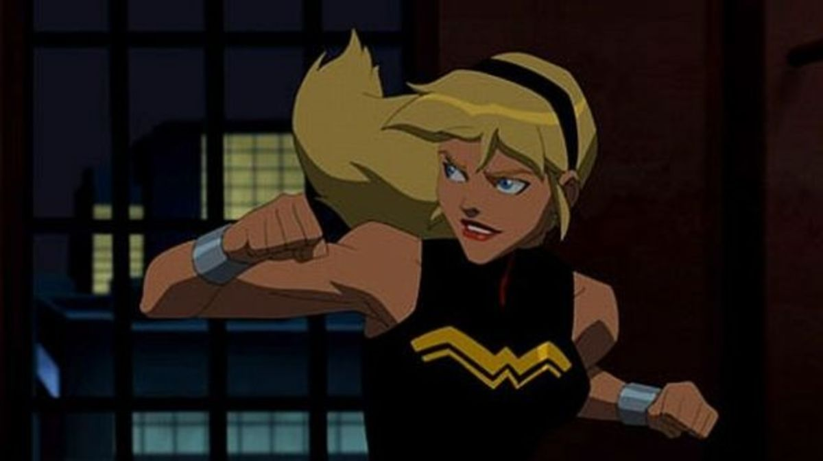 Wonder Girl - Young Justice Invasion