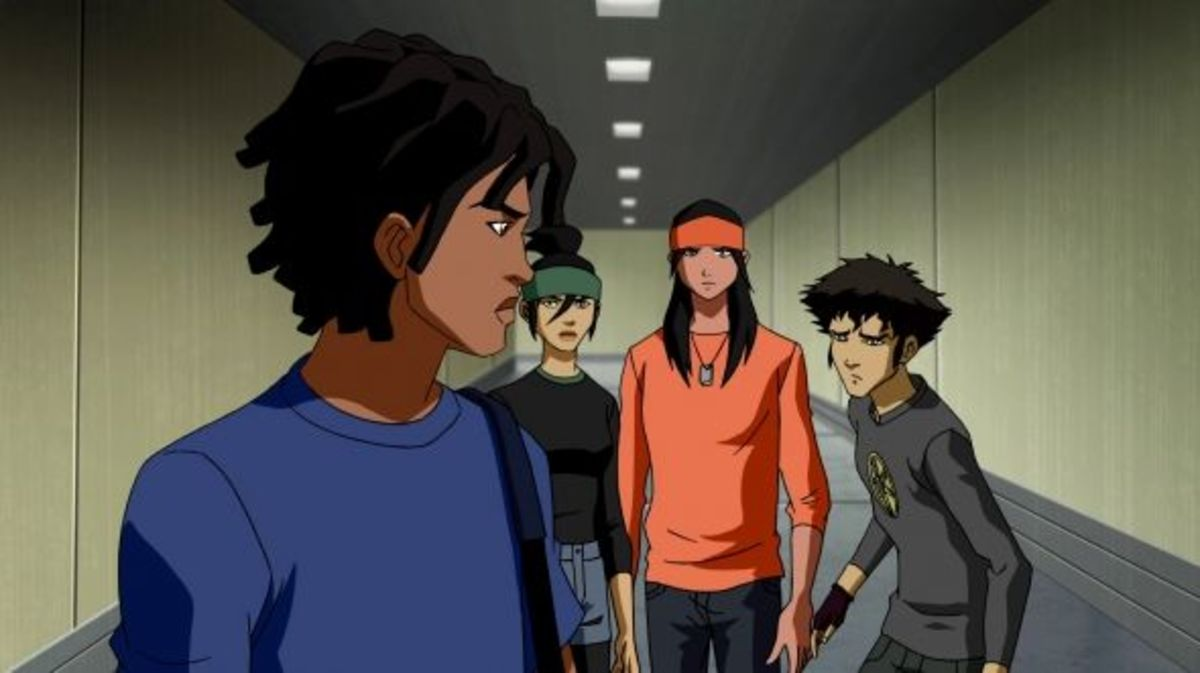 Young Justice Season 2 Episode 14 - Runaways