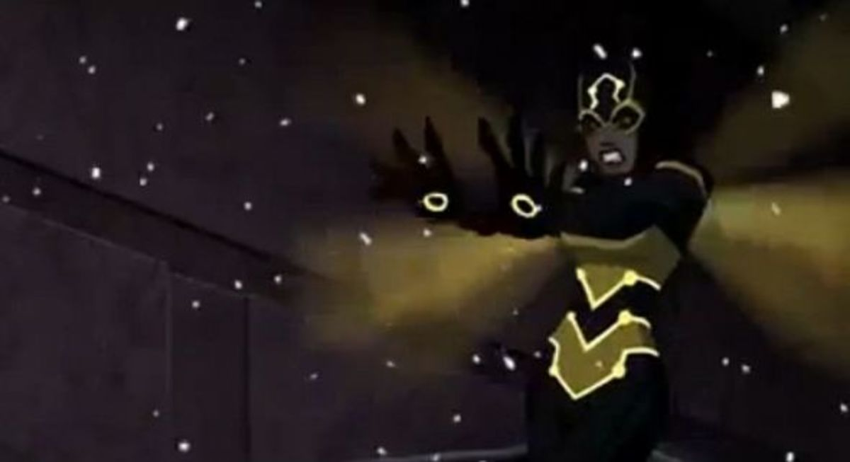 Bumble Bee - Young Justice Invasion