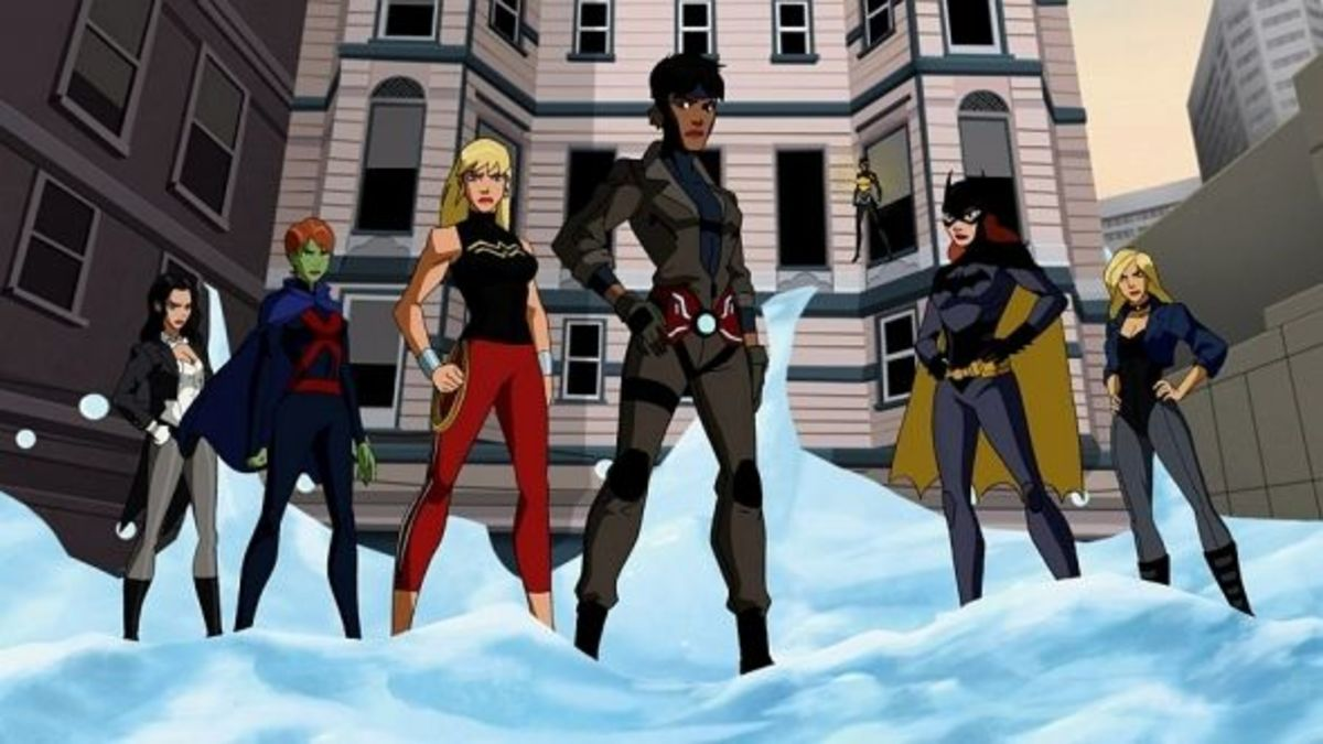 Young Justice-satisfaction