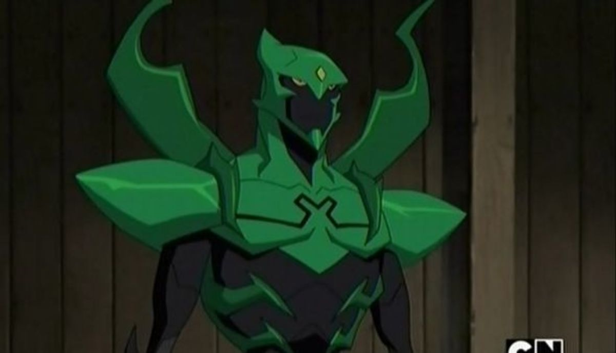 Green Beetle - Young Justice Invasion