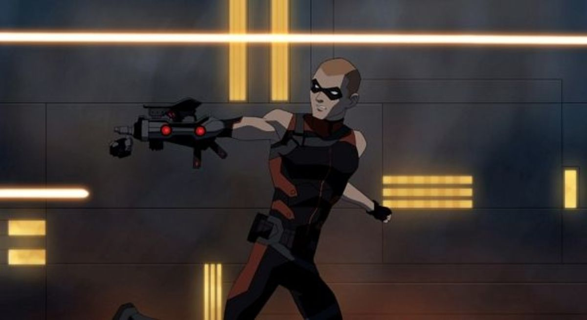 The Hunt-Young Justice