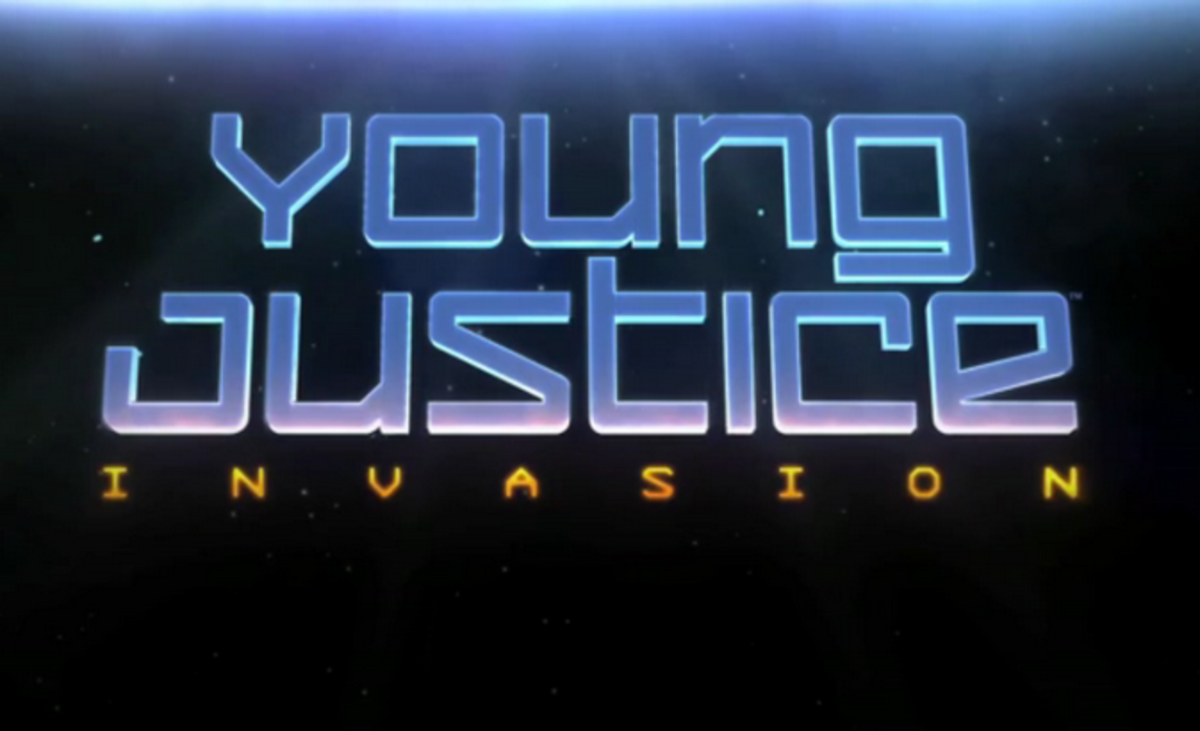 Young Justice, Invasion
