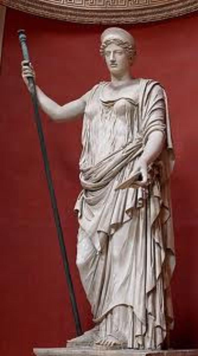 Demeter - Goddess of the Harvest