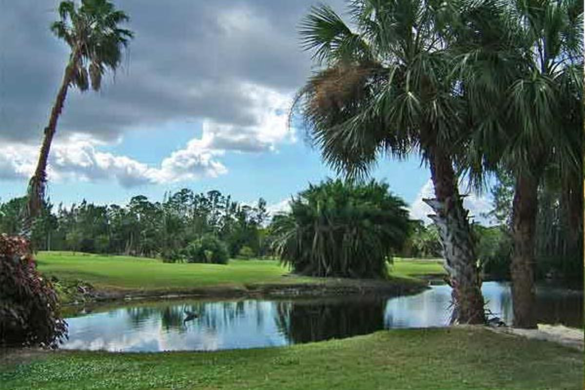 Palm Beach Gardens Golf Course