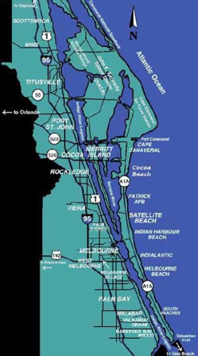 What To Do On Florida's Space Coast