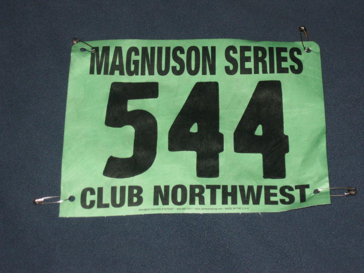 Magnuson 5K Race 3/24/2012 Time 23:34