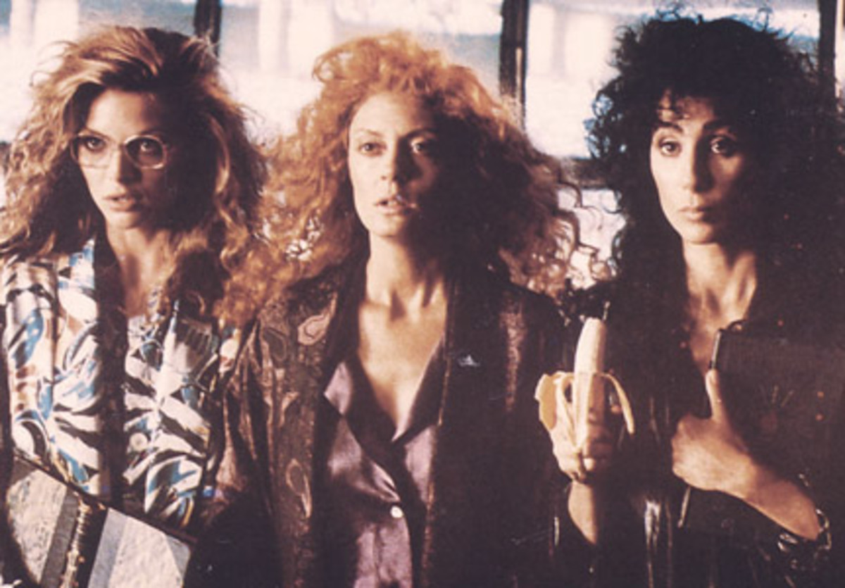 Michelle, Susan and Cher