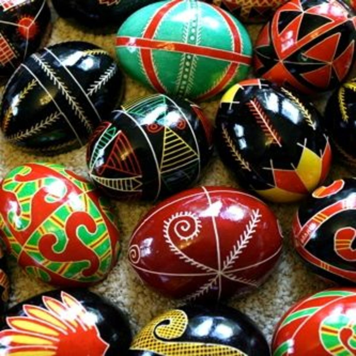 How to Make Beautiful Pysanky