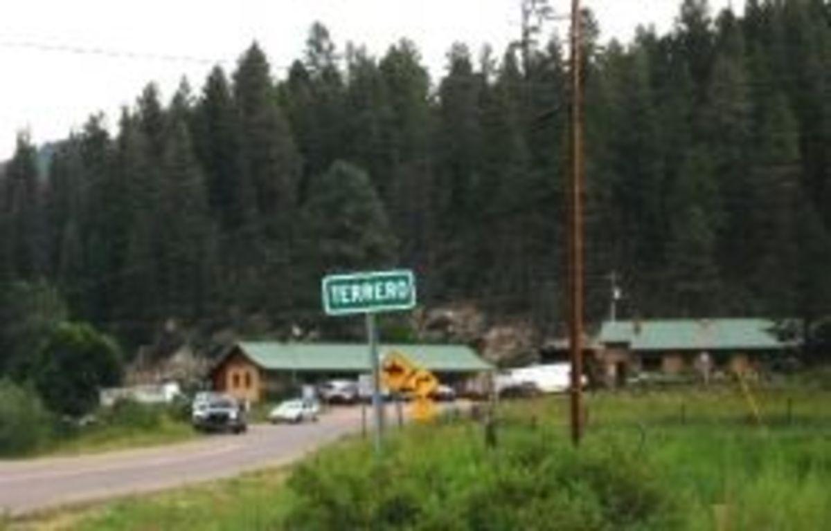 Terrero, New Mexico