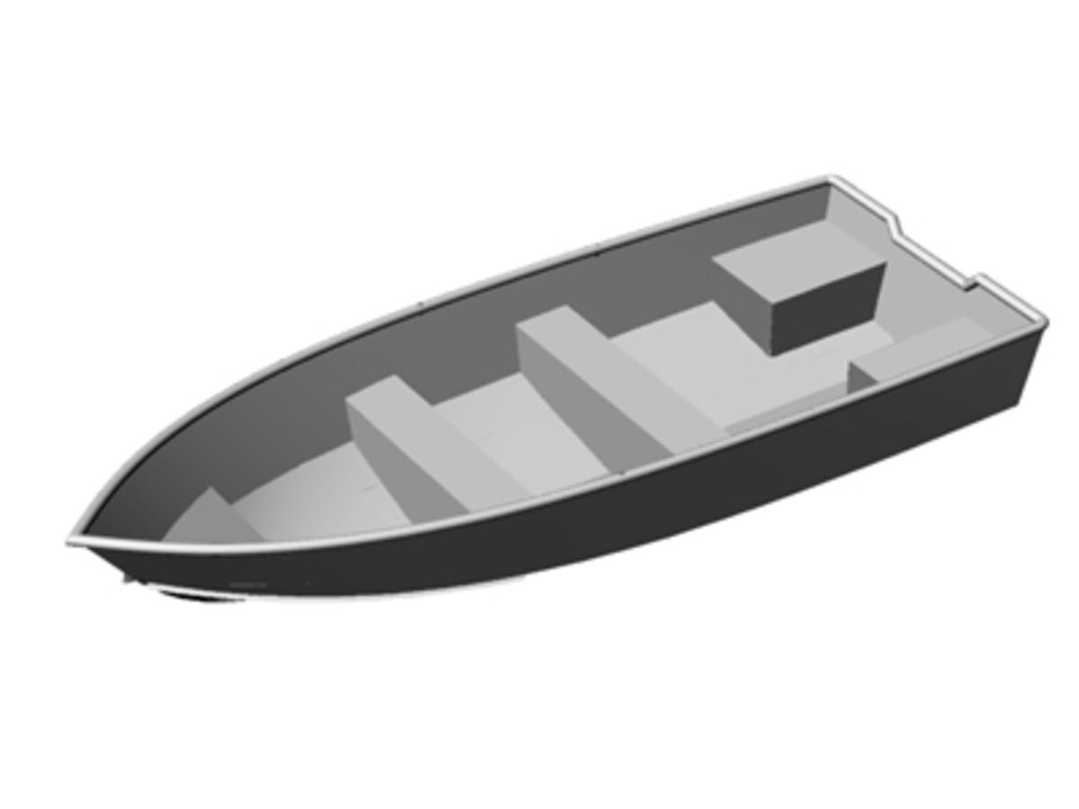 navicule or a little boat