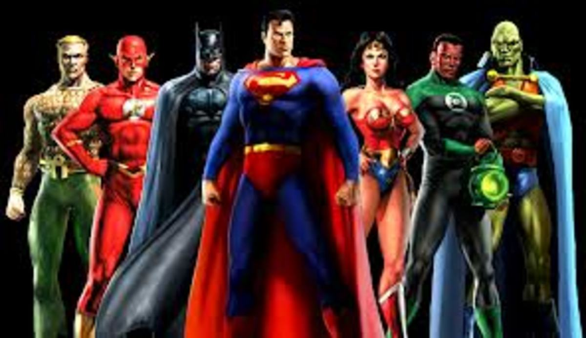 The Justice League (DC Comics)