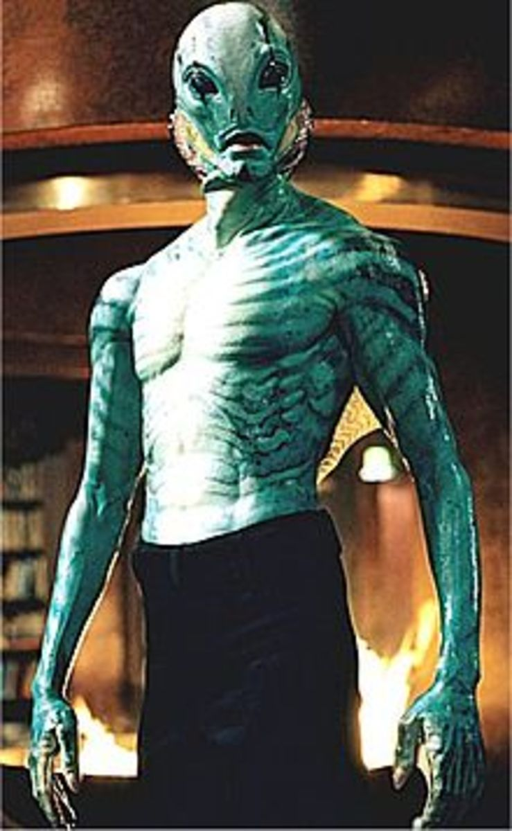 Superheroes Amp Villains A Z From Abe Sapien To Zoom