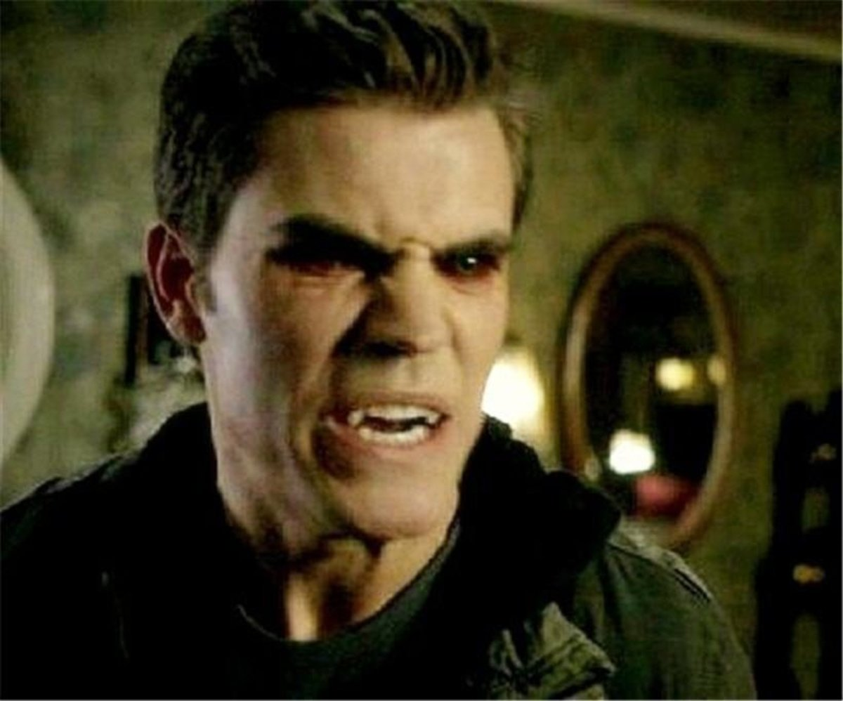 The Vampire Diaries -- The Ugly Truth About Stefan