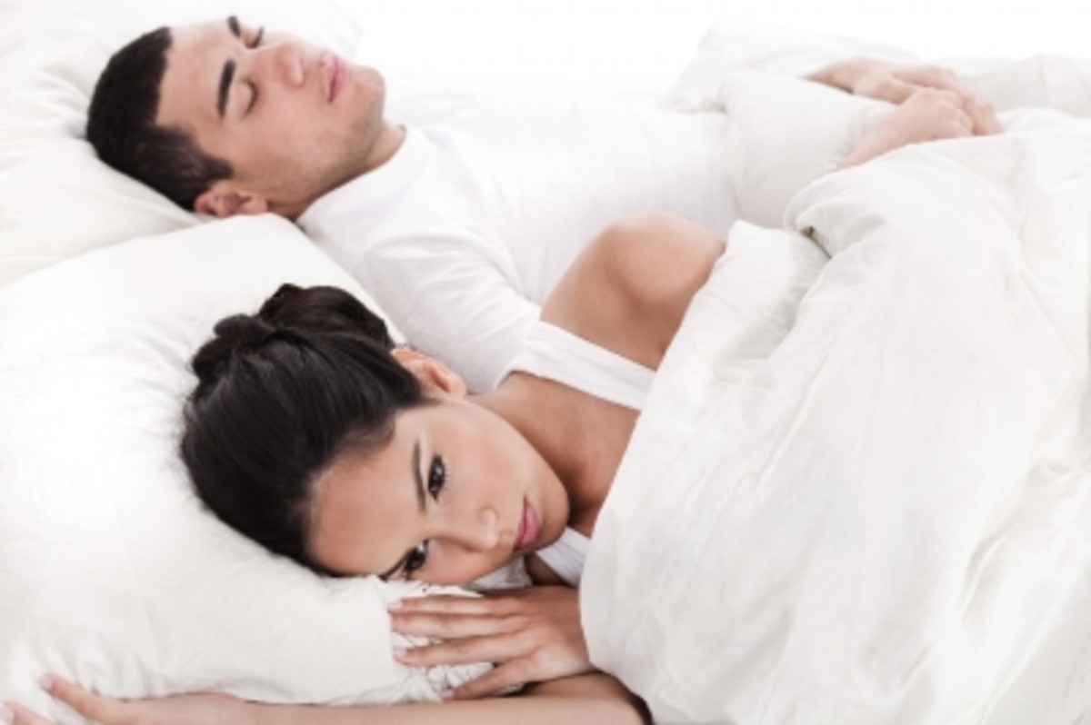 Combating Insomnia or Sleeplessness - What Brings on Sleep? Some Natural Home Remedies